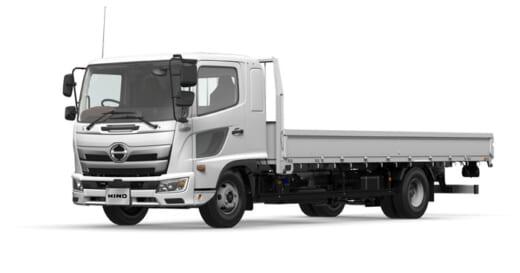 20210802hino 520x273 - 日野自動車/中型トラック「レンジャー」を改良して発売