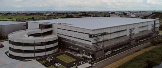 20210802lasalle 1 520x219 - ラサール、NIPPO/埼玉県加須市で12.1万m2物流施設竣工