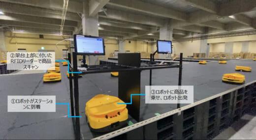 20210804sggl2 520x285 - 佐川グローバルロジ/東松山SRCで大幅な生産性向上を実現