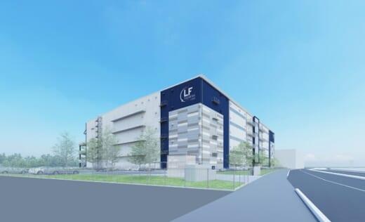 20210805cw 520x316 - C&W/茨城県つくば市で用地取得、7万m2物流施設開発へ