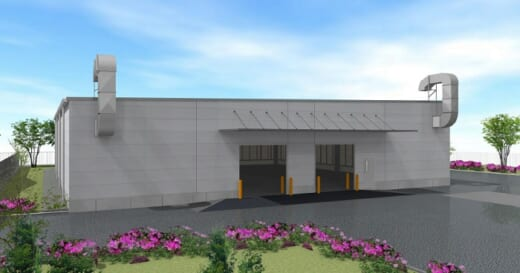 20210805ntt 520x273 - NTTロジスコ/千葉物流センターに化粧品専用の危険物倉庫