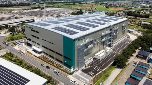 20210805prologis1 520x293 - プロロジス/海老名市にオイシックス・ラ・大地専用冷蔵倉庫竣工