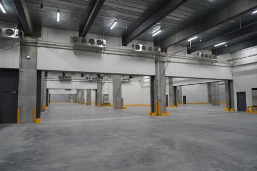 20210805prologis4 520x347 - プロロジス/海老名市にオイシックス・ラ・大地専用冷蔵倉庫竣工