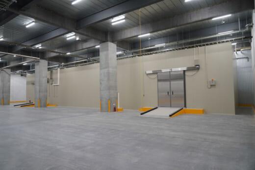 20210805prologis5 520x347 - プロロジス/海老名市にオイシックス・ラ・大地専用冷蔵倉庫竣工