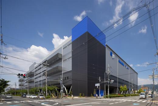 20210811sg1 520x347 - SGリアルティ/物流施設 「SGリアルティ東大阪」竣工