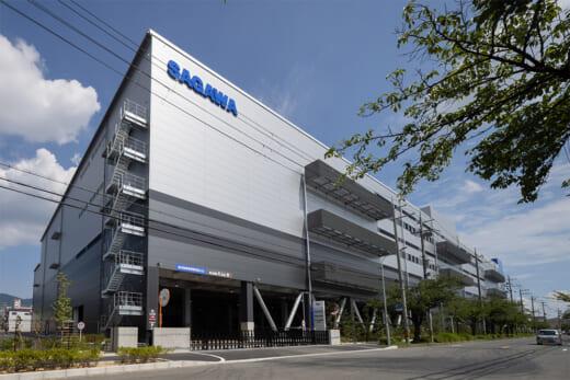 20210811sg3 520x347 - SGリアルティ/物流施設 「SGリアルティ東大阪」竣工