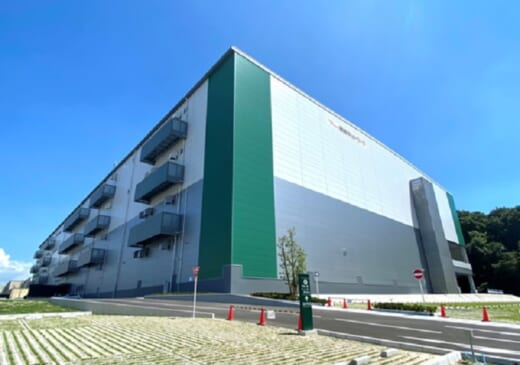 20210816glr 520x365 - GLR/広島市安佐南区で5.36万m2の物流施設を竣工