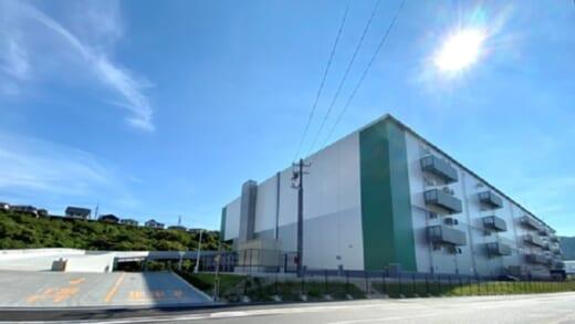 20210816glr1 520x293 - GLR/広島市安佐南区で5.36万m2の物流施設を竣工
