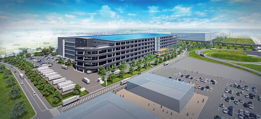 20210818goodman 520x238 - グッドマン/茨城県常総市に用地確保、17.6万m2の物流施設開発