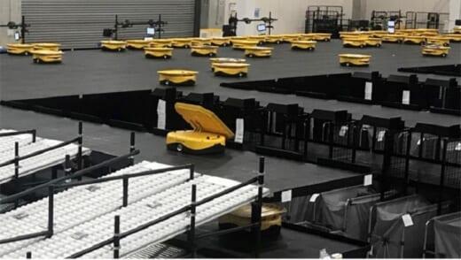 20210819plusa 520x294 - +A/ZOZOの物流拠点に大規模仕分けロボットシステム提供