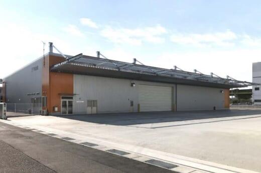 20210823sline1 520x345 - エスライン/岐阜県岐南町に新倉庫2棟開設