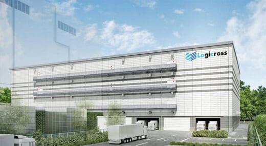 20210823trc1 520x285 - 東京流通センター/千葉県船橋市のロジクロス船橋のPM業務を受託