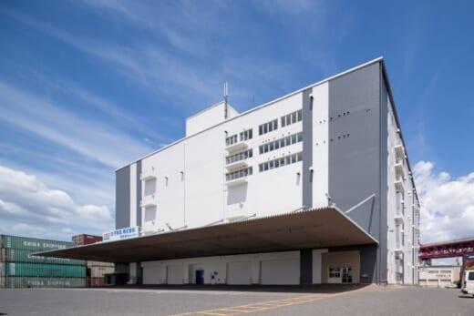 20210824cpd3 520x347 - CPD/大阪市で物流施設リニューアル、古河物流へ全棟賃貸