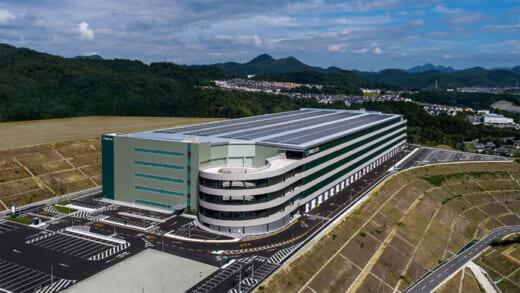 20210826prologis1 520x293 - プロロジス/兵庫県猪名川町で15.8万m2のマルチ型物流施設竣工
