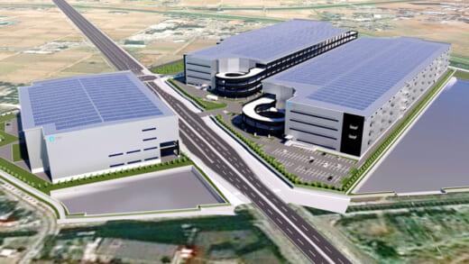 20210524cre1 520x293 - CRE/5年で物流施設開発2000億円超、新中計策定