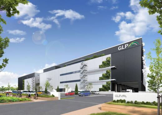 20210907glp1 520x369 - 日本GLP/神奈川県平塚市で3.6万m2と2.8万m2の物流施設開発