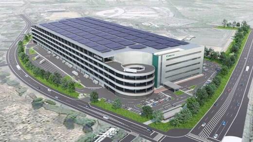 20210910prologis 520x293 - プロロジス/茨城県つくば市に15.7万m2のZOZO専用物流施設