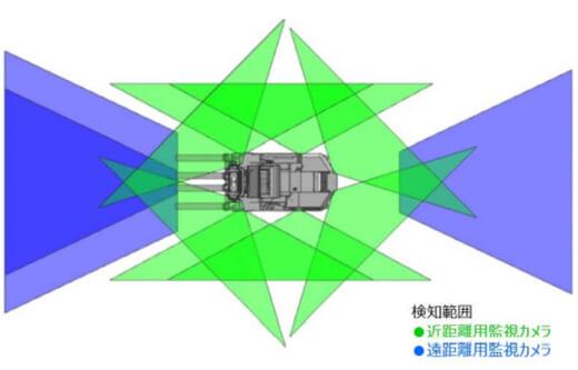 20210913mitsubishig2 520x333 - 三菱重工ほか/フォークリフトAI人検知システム発売