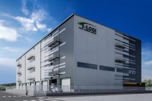 20210913tokyotatemono4 520x344 - 東京建物/神奈川内陸に物流施設2棟建設、外装デザイン統一