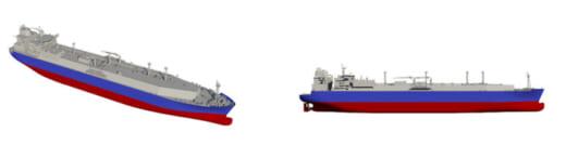 20210914mol 520x134 - 商船三井/NOVATEK社向け新造LNG船4隻の定期傭船契約を締結