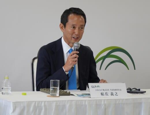 20210916glp21 520x397 - 日本GLP帖佐社長/ALFALINKに多くの共感、今後は全国展開へ