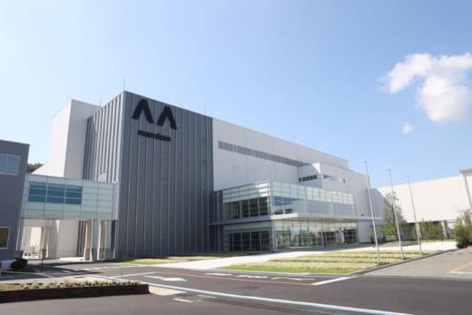 20210916mandom1 520x347 - マンダム/福崎工場敷地内に新生産棟、無人搬送ロボット導入