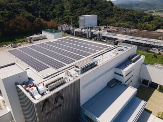 20210916mandom3 520x390 - マンダム/福崎工場敷地内に新生産棟、無人搬送ロボット導入