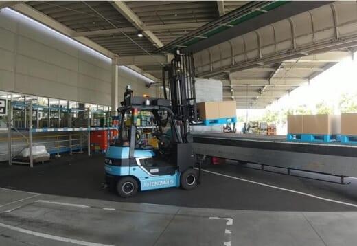 20210917daiwa1 520x358 - 大和ハウス等5社/2021年度中にトラック積卸の自動化技術確立へ