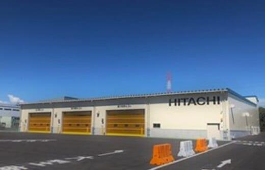20210917hitachi 520x334 - 日立ハイテク/福岡県大牟田市に高効率自動倉庫完成