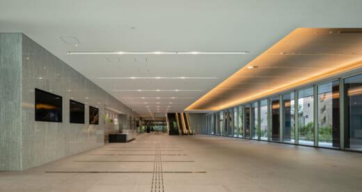 20210917nittsu3 520x276 - 日通/「NXグループ統合拠点」(仮称)を神田和泉町に竣工