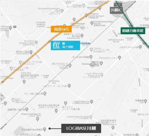 20210921cbre2 520x473 - CBRE/LOGIBASE川越内覧会&物流ロボティクスサービス実演会