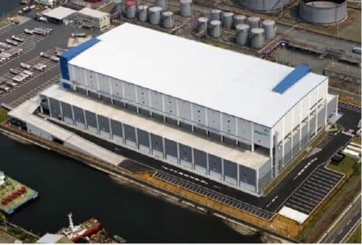 20210921misumi 520x352 - ミスミ/分割可能、横浜市鶴見区の大型物流施設で内覧会