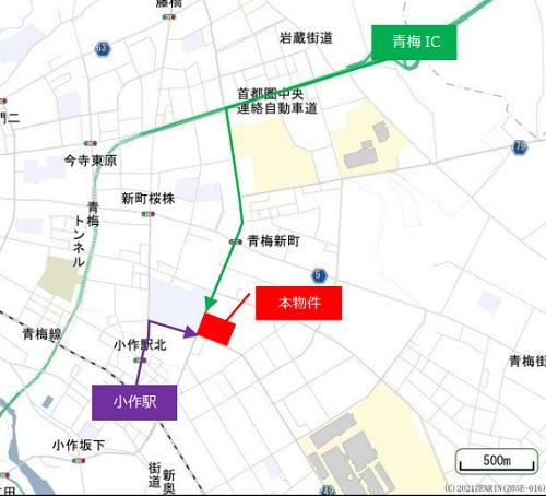 20210921nomura6 - 野村不動産/Landport青梅IIIが満床稼働、大手ECが全棟利用