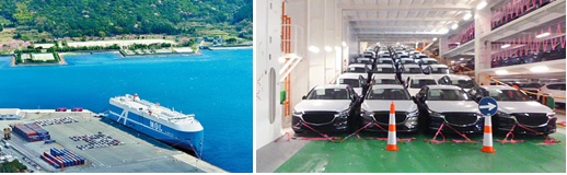 20210921syosenmitsui - 商船三井/AI使った自動車船積み付け計画自動作成を本格運用