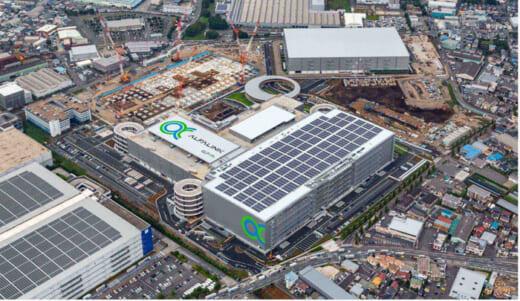 20210924glp1 520x301 - 日本GLP/神奈川県相模原市に33.1万m2の「ALFALINK」を竣工