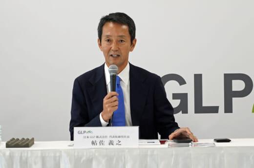20210924glp22 520x344 - 日本GLP/年内満床稼働へ、マルチでの汎用型冷凍冷蔵倉庫に挑戦