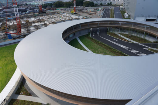20210924glp5 520x347 - 日本GLP/神奈川県相模原市に33.1万m2の「ALFALINK」を竣工