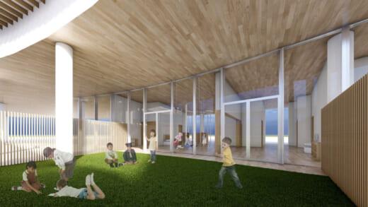 20210924glp7 520x293 - 日本GLP/神奈川県相模原市に33.1万m2の「ALFALINK」を竣工