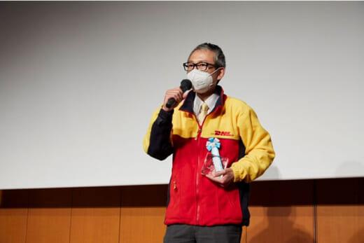 20210928dhl 520x347 - DHLジャパン/コンタクトセンター・アワードで8年連続受賞