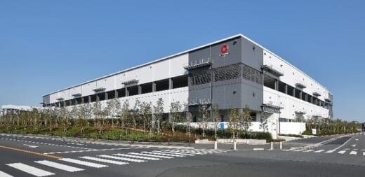 20211007amazon1 1 520x253 - アマゾン/東京都青梅市と千葉県流山市に物流拠点を開設
