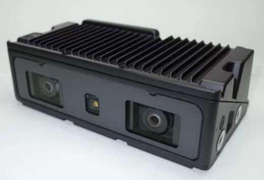 20211007ricoh1 520x354 - リコーIS/フォークリフト用ステレオカメラを豊田自動織機と開発