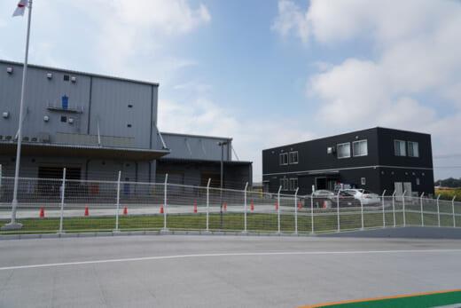 20211008nikkon3 520x347 - 日本梱包運輸倉庫/千葉県印西市にハブ拠点「印西営業所」竣工
