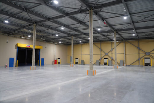20211008nikkon4 520x347 - 日本梱包運輸倉庫/千葉県印西市にハブ拠点「印西営業所」竣工