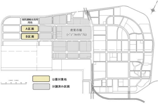 20211011fukuoka1 520x343 - 福岡市/ニトリと東京建物が港湾用地に進出、大型倉庫建設へ