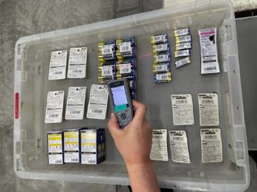 20211014sbs 520x389 - SBS東芝ロジ/画像一括検品システムを開発、検品生産性2倍に