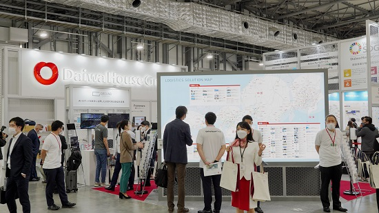 2021ivexpo20 - INNOVATION EXPO/初日5014人、249社が最新物流DXをPR
