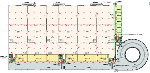 20120214kitakashiwa5 - ラサール/柏、相模原に大型物流拠点