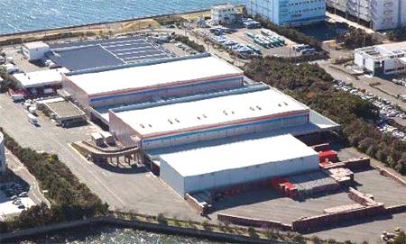 20110221t1 - 産業ファンド投資法人/物流施設5物件、113億4000万円で取得