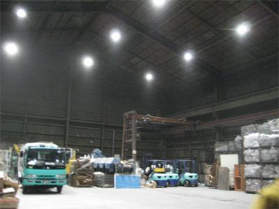 20110302sbs2 - SBSホールディングス/グループの総合物流システム、LED照明導入
