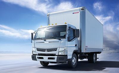 20110309fusou - 三菱ふそう/北米市場で新型キャンター発売